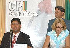 Deputado Fabiano Pereira presidiu a audiência