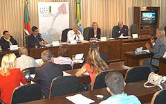 Comissão terá reuniões ordiniárias no Interior