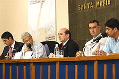 Deputados ouviram testemunhas em Santa Maria