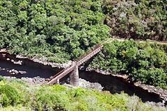 Ponte de Criúva foi inaugurada em fevereiro de 1907