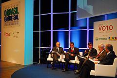 Painel discutiu o papel das empresas brasileiras e o potencial na indústria
