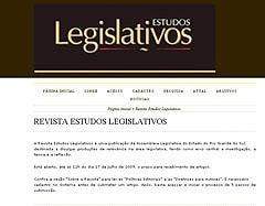 Um novo site foi montado para a edição de 2009
