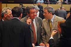 Durante a sess�o, oposi��o reafirmou posi��o favor�vel � derrubada do veto