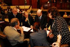 Bancada do PT apresentou pedido de preferência para votação de emendas