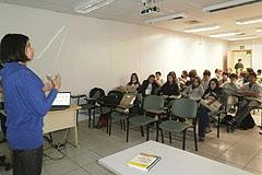 Setenta e um alunos participaram da atividade em Caxias do Sul