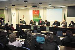 Realização de um novo seminário foi um dos encaminhamentos do encontro